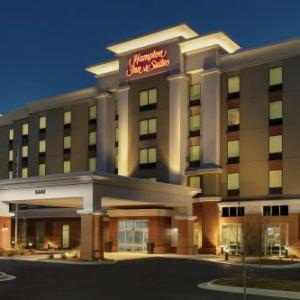 Hampton Inn And Suites By Hilton Johns Creek