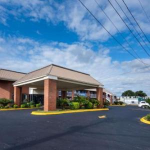 Motel 6 Montgomery AL -Coliseum