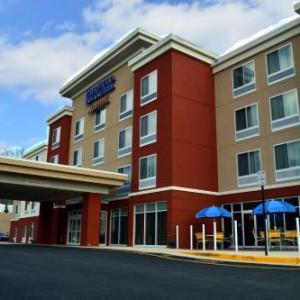 Fairfield Inn & Suites by Marriott Stafford Quantico