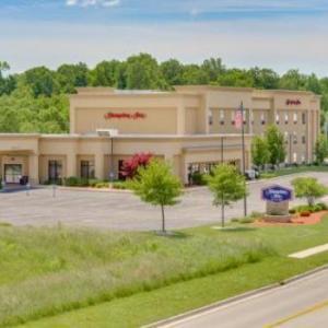 Hampton Inn Auburn