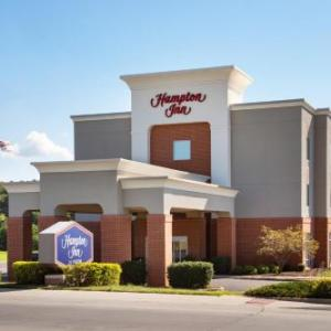 Hampton Inn St Louis Columbia Il