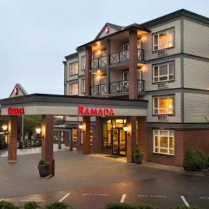 Cavallotti Lodge Hotels - Ramada By Wyndham Nanaimo