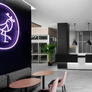 DiMenna Center Hotels - Doubletree By Hilton New York Times Square South