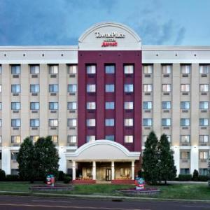 Valentines Albany Hotels - TownePlace Suites by Marriott Albany Downtown/Medical Center