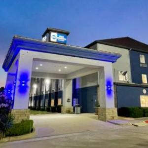 Texas Motor Speedway Hotels - Best Western Roanoke Inn & Suites