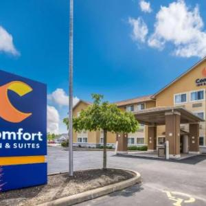 Comfort Inn & Suites Fairborn near Wright Patterson AFB