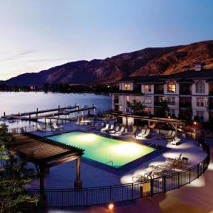 Midway Airport BC Hotels - Walnut Beach Resort