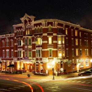 The Strater Hotel
