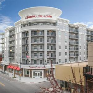 Hotels near The Steeple Mobile - Hampton Inn & Suites Mobile -Downtown Historic District