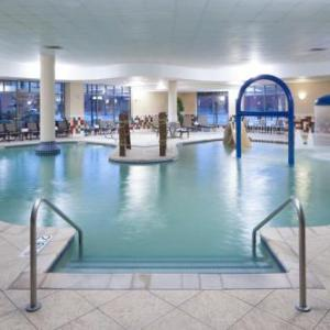 Hotels near Chickasaw Bricktown Ballpark - Hampton Inn & Suites Oklahoma City-Bricktown