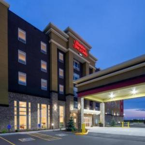 Hampton Inn & Suites Edmonton St. Albert Ab
