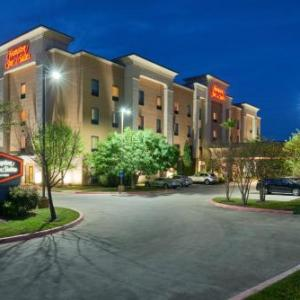 Hampton Inn And Suites Buda