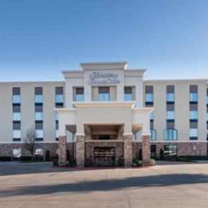 Hampton Inn And Suites Ft. Worth-Burleson