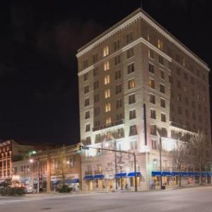 Hotels near Lelia M. Barlow Theatre - Hampton Inn & Suites Montgomery-Downtown