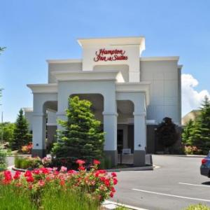 Hotels near USANA Amphitheatre - Hampton Inn - Suites Salt Lake City-West Jordan