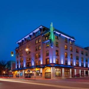 Hotels near Blue Grotto Kamloops - The Plaza Hotel A Trademark Collection By Wyndham