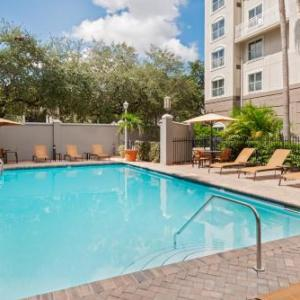 Hotels near WEDU Studios - Residence Inn By Marriott Tampa Downtown