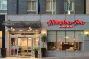 Hampton Inn Manhattan-times Square South