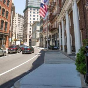 Hotels near Veterans Memorial Auditorium Providence - Hampton Inn & Suites Providence