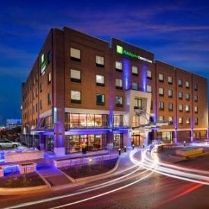 Coca Cola Bricktown Events Center Hotels - Holiday Inn Express & Suites Oklahoma City Dwtn - Bricktown