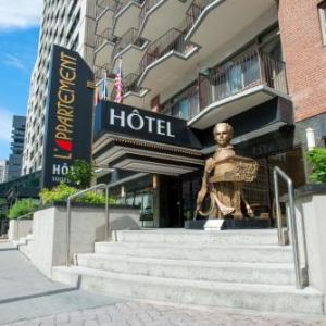 Hotels near McGill University - L'Appartement Hôtel
