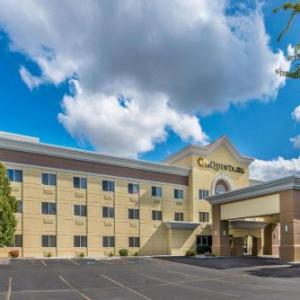 Hotels near Bonneville High School Idaho Falls - La Quinta Inn & Suites Idaho Falls