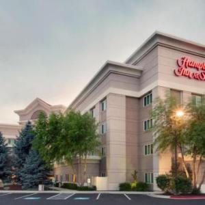 Hotels near Memorial Stadium Boise - Hampton Inn And Suites Boise/spectrum