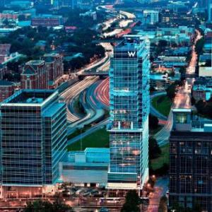 Hotels near Terminal West - W Hotel Atlanta Downtown