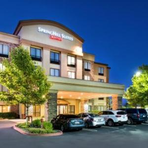 Hotels near Hardwood Palace Sports & Event Center - Springhill Suites Sacramento Roseville