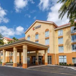 Hotels near Historic Sanford Memorial Stadium - Comfort Inn & Suites Orlando North