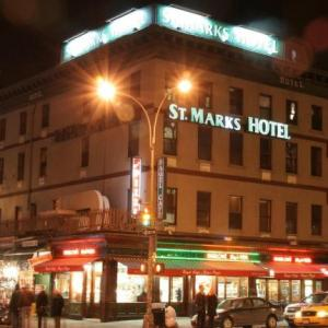 Astor Place Theatre Hotels - St Marks Hotel