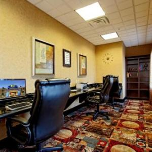 Ector County Coliseum Hotels - Holiday Inn Express Hotel And Suites - Odessa