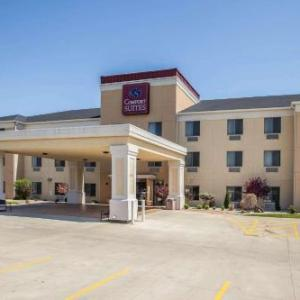 Interstate Center Bloomington Hotels - Comfort Suites Bloomington