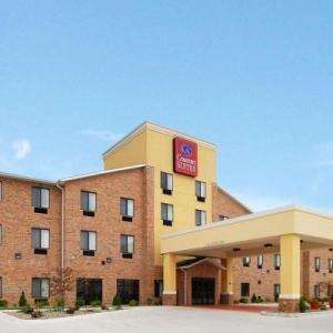 Hotels near La Porte County Fairgrounds - Comfort Suites South Bend