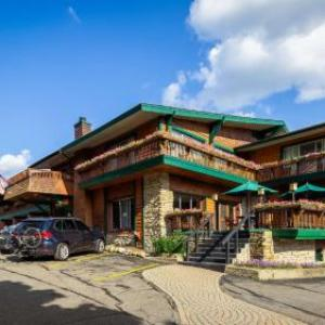 Olympic Center Lake Placid Hotels - Best Western Adirondack Inn