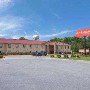 Coosa Valley Fairgrounds Hotels - Econo Lodge Inn & Suites Rockmart