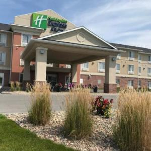 Holiday Inn Express Hotel & Suites Council Bluffs - Convention Center Area