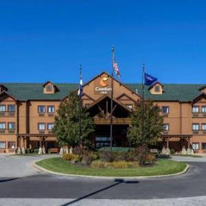 Hotels near Fort Leonard Wood - Comfort Inn Saint Robert/fort Leonard Wood