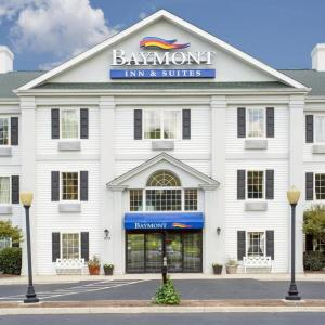 Martinsville Speedway Hotels - Baymont by Wyndham Martinsville