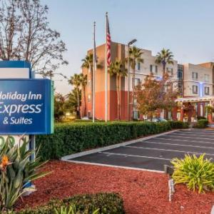 Hotels near Saddle Rack Fremont - Holiday Inn Express Fremont - Milpitas Central