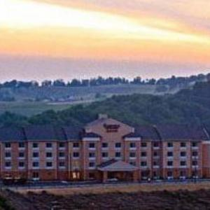 Hotels near Monongalia County Ballpark - Fairfield Inn & Suites Morgantown