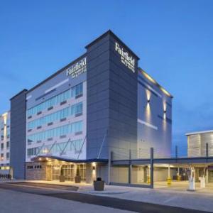 Fairfield Inn & Suites by Marriott St. Louis Downtown