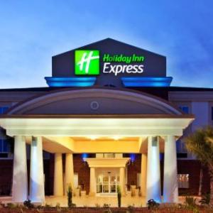 Holiday Inn Express - Eunice