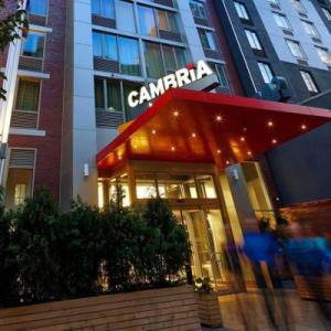 Hill Country New York Hotels - Cambria Hotel & Suites New York - Chelsea
