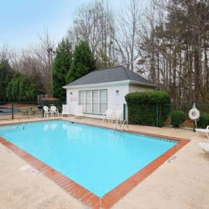 The Coliseum at UWG Hotels - Quality Inn Carrollton