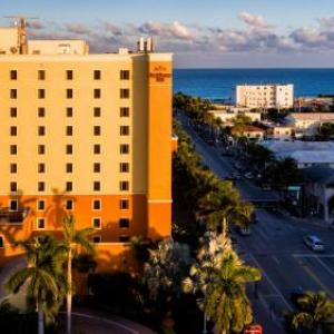 Crest Theatre Delray Beach Hotels - Residence Inn By Marriott Delray Beach