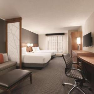 Du Burns Arena Hotels - Hyatt Place Inner Harbor