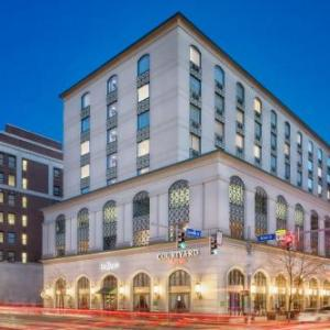 Hotels near Capitol Theatre Port Chester - Courtyard Stamford Downtown