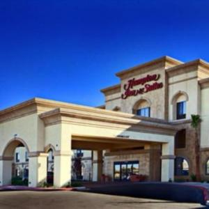 Antelope Valley Fair Hotels - Hampton Inn And Suites Lancaster