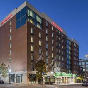 Hotels near Clinton Presidential Center - Hampton Inn And Suites Little Rock/Downtown